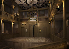 Royal Opera to stage L'Ormindo at Shakespeare's Globe's new Sam Wanamaker Playhouse