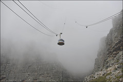 into the unknown (Sunnyvaledave) Tags: fog day capetownsouthafrica