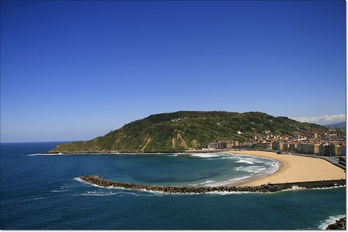 San Sebastián - Donostia. by Miguel. (respenda), on Flickr