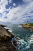 Faro de Illa Pancha en Ribadeo (Cobalto :)) Tags: lighthouse faro mar pentax alba galicia 8mm k5 ribadeo illapancha farodeillapancha pentaxk5 mastergoldenawardlostcontperdidos goldenawardlostcontperdidos silverlostcontperdidos