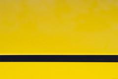 The long view (R A Pyke (SweRon)) Tags: abstract black yellow pentax minimal line reality k5 smcpentaxfa50mmf14 sweron 201304250300