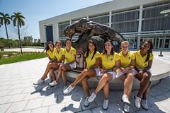 Women's Golf Sun Belt Champions (fiu) Tags: sun sports statue golf belt athletics women conference panther fiu champions sunbeltconference