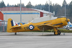 CF-GME Harvard (big.vern81) Tags: harvard flight langley regional museam noorduyn ynj cfgme