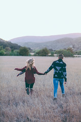 Gabriel & Michelle (joewilsk8) Tags: cute vertical canon holding hands couple adorable 85mm lightroom vsco vscocam