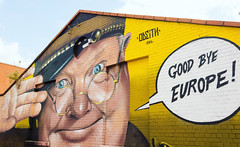 The Great Brexit Debacle (CarolynEaton) Tags: upfest brexit bristol