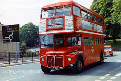 CUV 162C Routemaster RM2162 (The Great Innuendo) Tags: bus buxton manchester routemaster aec gmbuses