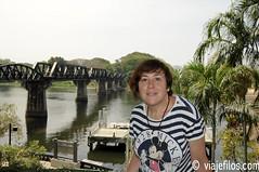01 Viajefilos en Bangkok, Tailandia 223 (viajefilos) Tags: bea pablo tailandia kanchanaburi bauset viajefilos