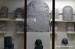 Steles in room 12 Cairo Museum (konde) Tags: sheri offering stele 18thdynasty osiris hieroglyphs stela ancientegypt abydos nebamun newkingdom ahmose nefermenu