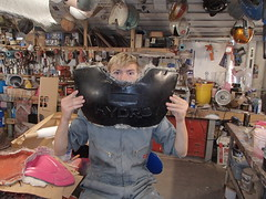 Chest Test Fit (thorssoli) Tags: schick hydro robotrazor razor sdcc comiccon sandiego conx entertainmentweekly costume suit prop replica hydrorescue schickhydro