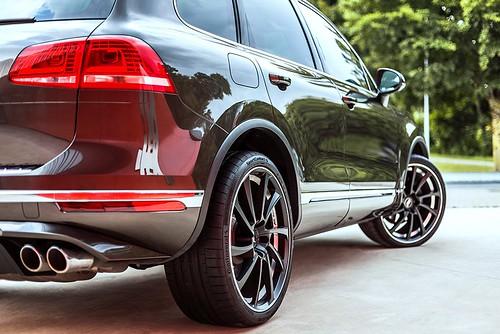 Volkswagen Touareg V8 от ABT Sportsline