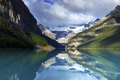 Lake Louise, Banff National Park, Alberta Canada (renedrivers) Tags: lakelouise banffnationalpark albertacanada rchan415 renedrivers canada alberta rockymountain nature landscapes