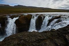 Kolugljfur (paolo-p) Tags: nuvole clouds acqua water cascate waterfalls kolugljfur islanda iceland