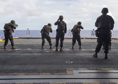 160822-N-YR245-010 (U.S. Pacific Fleet) Tags: boxarg13meu16 ussboxerlhd4 amphibiousreadygroup 13thmarineexpeditionaryunit 13thmeu usmarines usnavy cpr1 northpacificocean