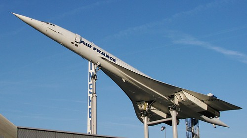 Aerospatiale-BAC Concorde 101 in Sinsheim
