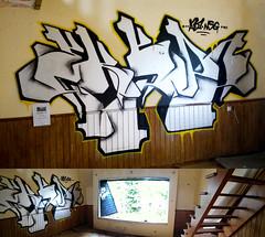 ecspo (A31 NSG) Tags: graffiti silver chrome black a31 nsg