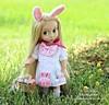 "Ra""bun""zel ;) (thedollydreamer) Tags: rapunzel disney animatordoll bridgetdellaero redressed easterbunny bunnycostume bunny outfit doll thedollydreamer"
