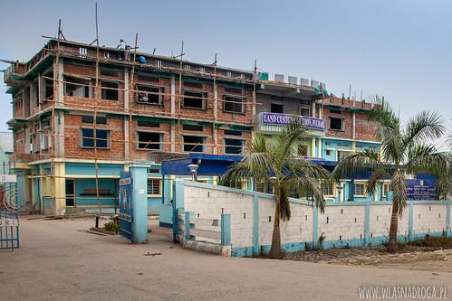 Przejście graniczne w Phulbari–Banglabandha