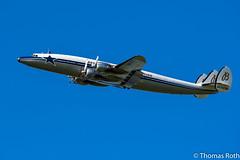 Lockheed Super Constellation (CoronadoTR) Tags: airplane classic aviation super constellation lockheed