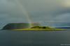 entre els núvols (nuri_bri) Tags: norway nordkapp rainbow arcoiris arcdesantmartí fjord fiordo agua water aigua np noruega inexplore
