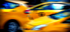 rush (Rino Alessandrini) Tags: taxi corsa fretta yellowcab movimento auto ride quickly moving car nyc city via streets