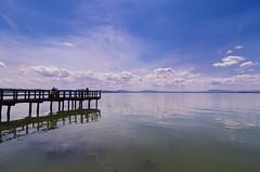 Have a rest (Marco Brunetti) Tags: lake laketrasimeno umbria pentaxk30 pentax pentax1224 clouds cloud