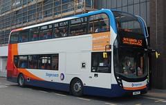 Stagecoach: 10640 SN16OYFAlexander Dennis Enviro 400MMC (emdjt42) Tags: sn16oyf 10640 stagecoach alexanderdennis enviro400 newcastle stagecoachnortheast