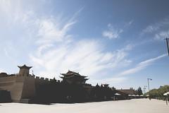 IMG_6718 (chungkwan) Tags: china chinese gansu province weather dry sands canon canonphotos travel world nature landmark landscape   dunhuang  crescent crescentlake  mingsha mingshamountain  camels silkroad