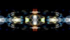 Collision (darryn.doyle) Tags: abstractart abstract mixingphotos darryndoyle darkart contemporaryart colorsplash comingtogether gettingcreative creativeimages geometricshapes fineart modernart colorexplosion darkness original flowing hiddeninplainsight whatdoyousee evolvingart imagination creativepower contrast digitalart digitalmanipulation