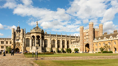 Trinity College (rafa.esteve) Tags: cambridge reinounido unitedkingdom college 16x9