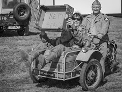 DSC07599 (regis.verger) Tags: jeep willys 1944 seconde guerre mondiale amricain char sherman cholet halftrack