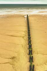 Bridlington Beach (explored) (psmifffy) Tags: eastcoast sand sea tide groynes canon 7d tamron 2470 f28 beach bridligton