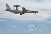 USAF E-3B 78-0578 (Josh Kaiser) Tags: 780578 e3 e3b sentry30 tinker usaf awacs sentry boeing aewc radar 707 mcchord tcm ktcm tacoma rainier mtrainier
