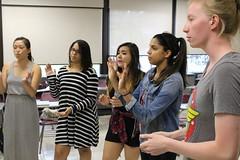 S#arp Attitude (dailycollegian) Tags: sarpattitude sharpattitude acapella umass umassamherst amherst massachusetts universityofmassachusetts herter singing girls girlpower