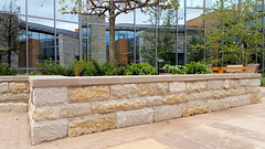 Fond du Lac Tailored Blend and Mill Creek Tailored Blend 20-40% - 100% Horizontal Rockfaced; Indiana Cut Stone (Buechel Stone) Tags: naturalstone buildingstone stoneveneer thinveneer fullveneer stone buechelstone stoneexterior stonemasonry stonewalls stoneveneerexterior exteriorstoneveneer commercialbuilding stoneforcommercialuse customblend