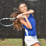 LEHS Girls Tennis vs Hartsville 9-20-16