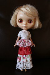 Sunny (Dolly Aves) Tags: blythe blythedoll kenner travelling adoption