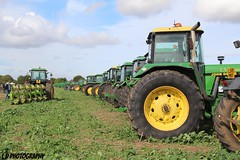 IMG_2318 (lesleydoubleday) Tags: johndeere johndeere50thcelebration tractor langar farming farmmachinery
