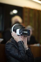 bc_VRbryn_brieedellarocca-6 (Bennington College) Tags: benningtoncollege alumnifamilyweekend virtual reality virtualreality ryot
