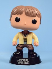 Funko Pop! Luke Skywalker [Ceremony] bobble-head (2016 Galactic Convention Exclusive) (FranMoff) Tags: starwars funkopop lukeskywalker funko bobbleheads awardceremony