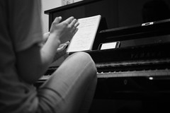 Ana Piano (AidanBeimer) Tags: piano sony a7 minolta