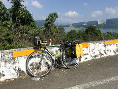 Yuchi Township, Taiwan (Quench Your Eyes) Tags:  yuchitownship asia bicyclepath bicycleroute bikepath biketour cyclewaytracks cyclingrouteno21 nantoucounty sunmoonlake taiwan taiwanprovince travel lake lae