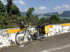 Yuchi Township, Taiwan (Quench Your Eyes) Tags:  yuchitownship asia bicyclepath bicycleroute bikepath biketour cyclewaytracks cyclingrouteno21 nantoucounty sunmoonlake taiwan taiwanprovince travel lake lae