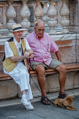 Well heeled and well dressed locals taking in the sights at the base of Campanile di San Marco - Venezia Venice, Italy (Phil Marion (55 million views - thanks)) Tags: public italian phil marion 5photosaday beauty beautiful travel vacation candid beach woman girl boy wedding people explore  schlampe      desnudo  nackt nu teen     nudo   kha thn   malibog    hijab nijab burqa telanjang  canon  tranny  explored nude naked sexy  saloupe  chubby young nubile slim plump sex nipples ass hot xxx boobs dick dink italiana