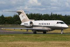 N508CK EDI 14-9-2013 (Plane Buddy) Tags: n508ck hawker 4000 rc9 egph edinburgh