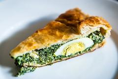 Easter brunch: torta pasquale (stijn) Tags: food easter egg brunch spinach gennarocontaldo tortapasquale watatenzijnl