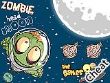 殭屍頭上月球:修改版(Zombie Head Moon Cheat)