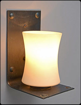 Sleek Sconces
