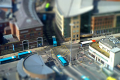 Life In Miniature... (comedy_nose) Tags: liverpool faketiltshift tiltshiftmakercom didntevendoitmyself
