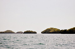 Hundred Islands 23 (Faith_Crawford) Tags: sea beach nature water coral boats islands boat sand salt deep salty shore hundred land 100 shallow shores reefs nikond5100