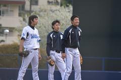 DSC_6618 (mechiko) Tags: 加賀美希昇 王溢正 田中健二朗 横浜denaベイスターズ